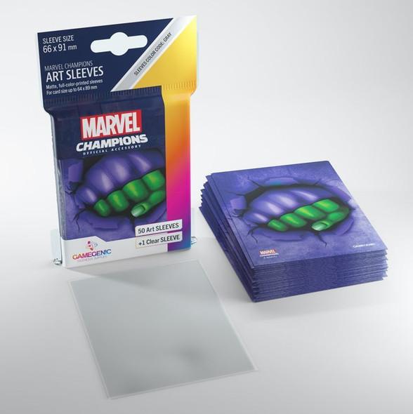 Gamegenic Marvel Champions Art Sleeves She-Hulk