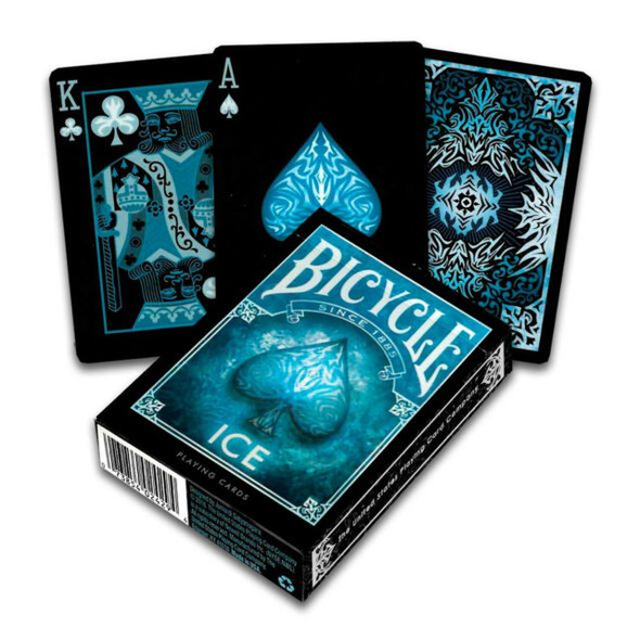 Bicycle Ice Playing Cards (on demand)