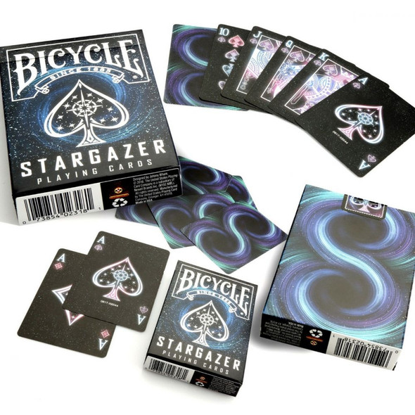 Bicycle Stargazer Playing Cards (on demand)