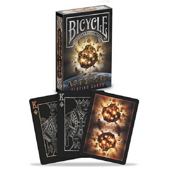 Bicycle Asteroid Playing Cards (on demand)