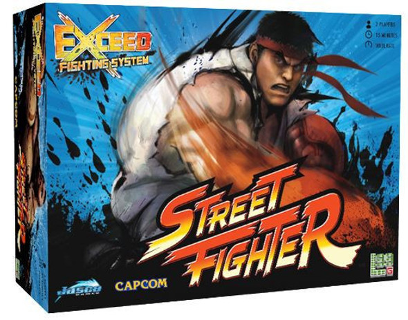Exceed Street Fighter - Ryu Box