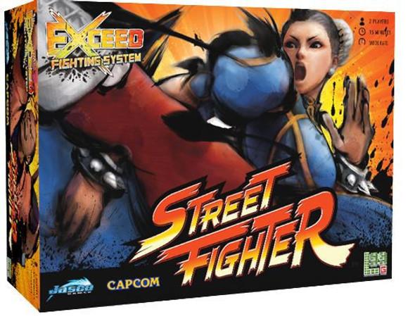 Exceed Street Fighter - Chun-Li Box