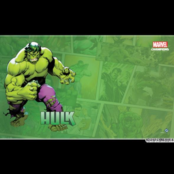 Marvel Champions LCG Hulk Game Mat  (On Demand Order)