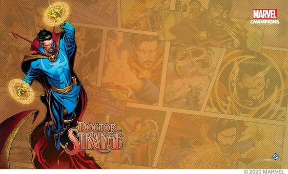 Marvel Champions LCG Doctor Strange Game Mat