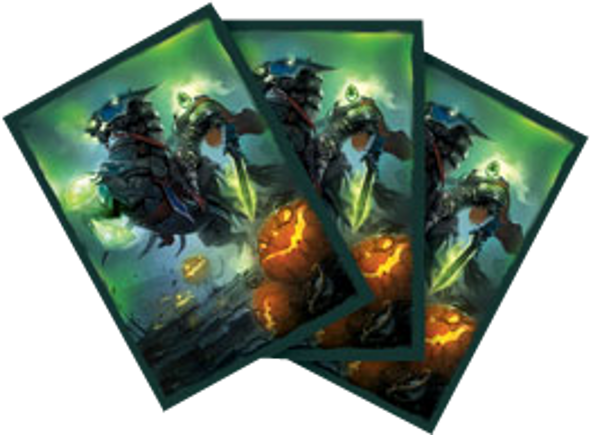 Headless Horseman Card Sleeves (80 count)