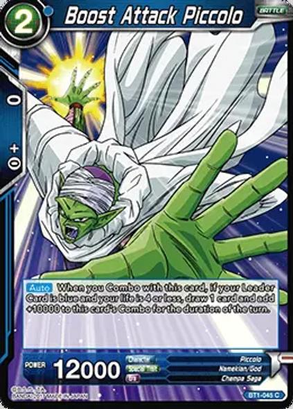 BT1-045 Boost Attack Piccolo