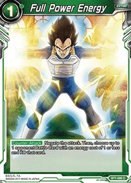 BT1-080 Full Power Energy