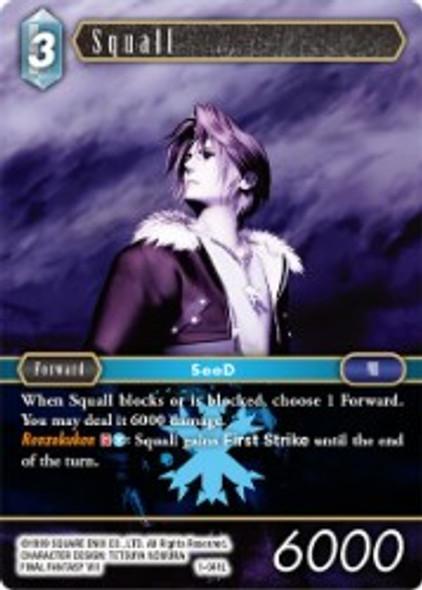 1-041L Squall (1-041) - Foil