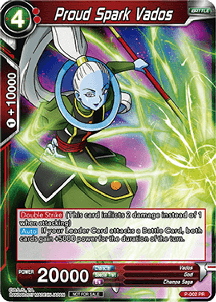 P-002 Proud Spark Vados