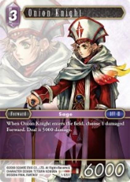 1-125R Onion Knight (1-125)