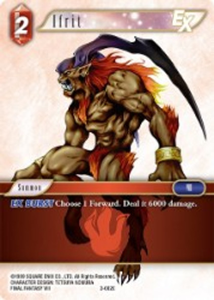 2-002C Ifrit (2-002)