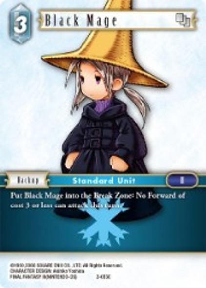 2-033C Black Mage (2-033)