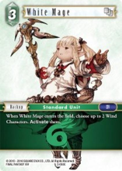 2-058C White Mage (2-058)