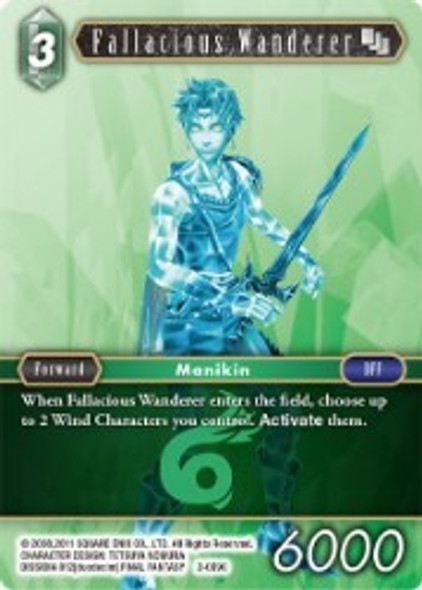 2-069C Fallacious Wanderer (2-069)