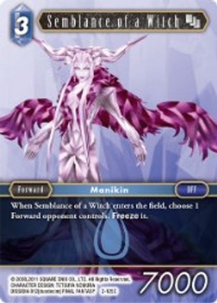 2-125C Semblance of a Witch (2-125)