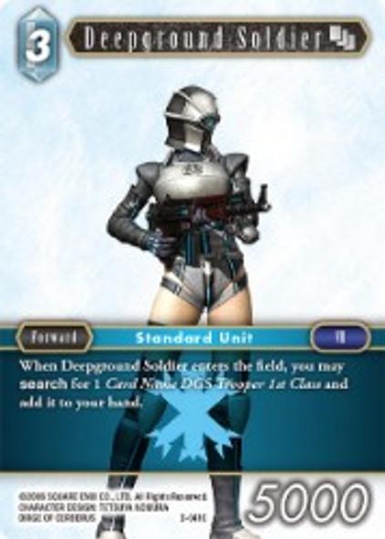 3-041C Deepground Soldier (3-041)