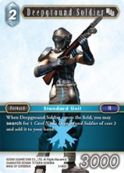 3-042C Deepground Soldier (3-042)