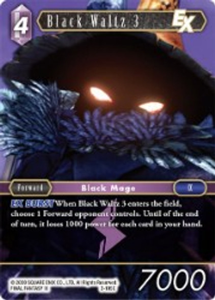 3-105C Black Waltz 3 (3-105)