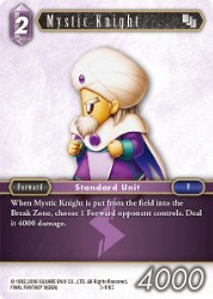 3-116C Mystic Knight (3-116)