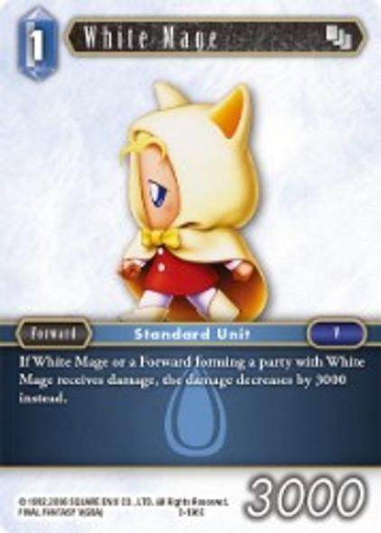 3-136C White Mage (3-136)