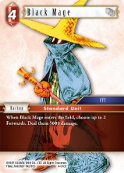 4-010C Black Mage (4-010)