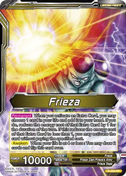 P-028 Frieza/Bionic Strike Mecha Frieza