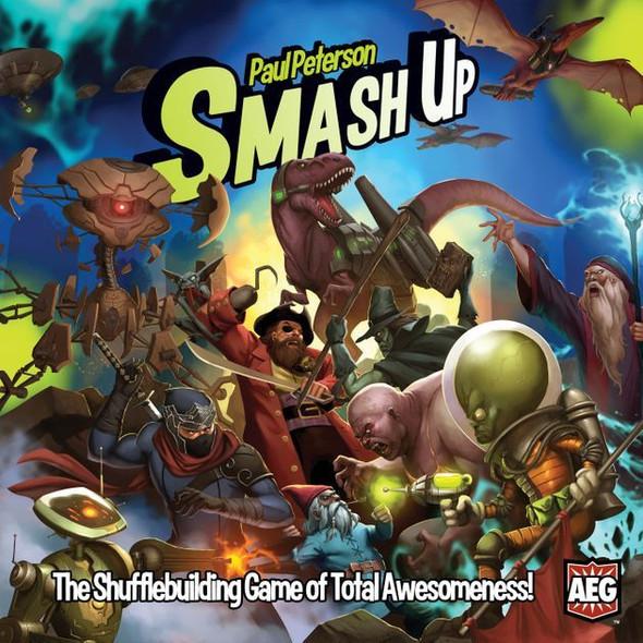 Smash Up - Core Set (On Demand Order)