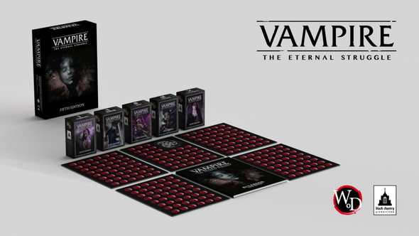 Vampire: The Eternal Struggle Fifth Edition Boxed Collection