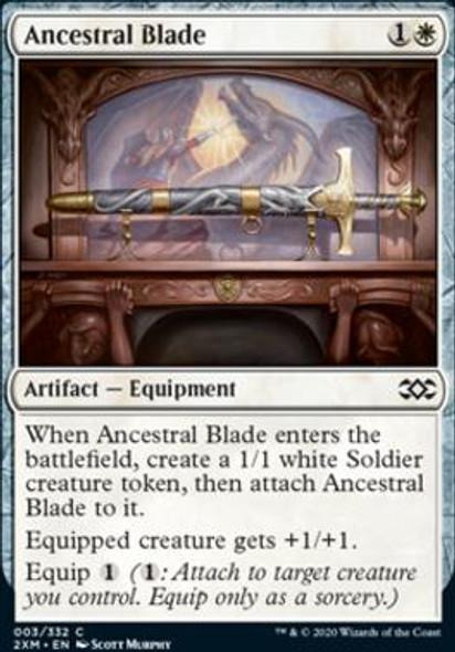 Ancestral Blade (3 of 384) - Foil
