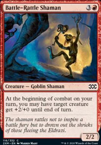 Battle-Rattle Shaman (116 of 384) - Foil