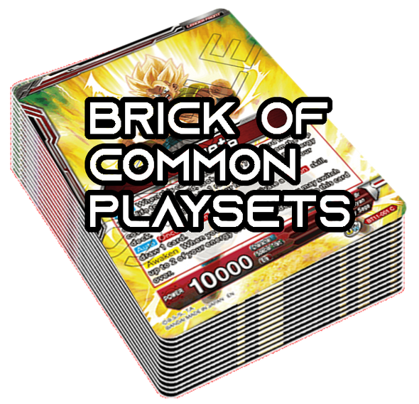 BT11 Virmilion Bloodline Brick - Playsets (Commons)