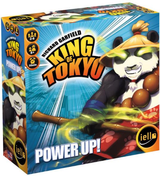 King of Tokyo Power Up (2017 Version)