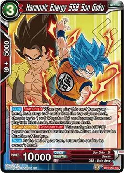 BT6-003 Harmonic Energy SSB Son Goku