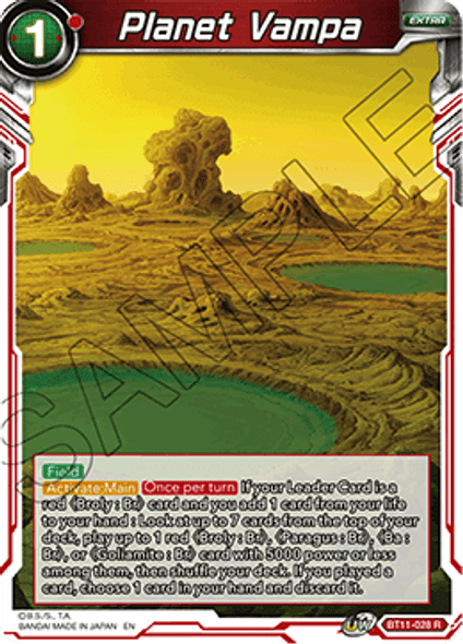 BT10-028 Planet Vampa