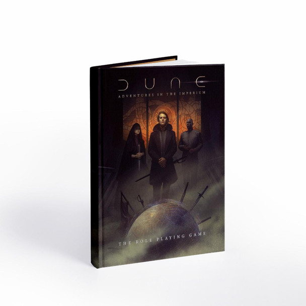 Dune RPG: Adventures in the Imperium Core Rulebook (On Demand)