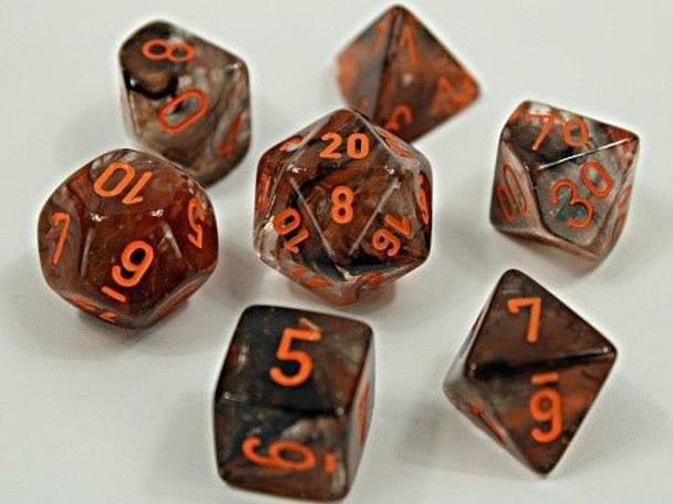 CHX 30040 Nebulal Copper Matrix/Orange Luminary 7-Die Set