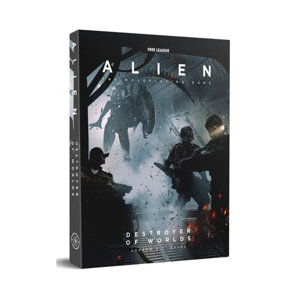 Alien RPG Destroyer of Worlds (On Demand)