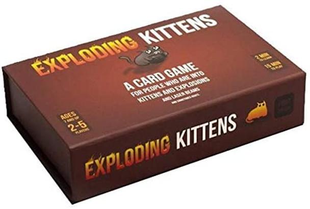 Exploding Kittens Card Game (On Demand)