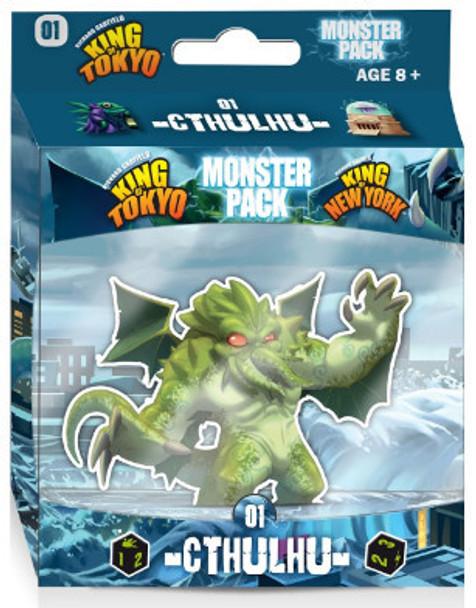 King of Tokyo / New York Monster Pack - 01 Cthulhu