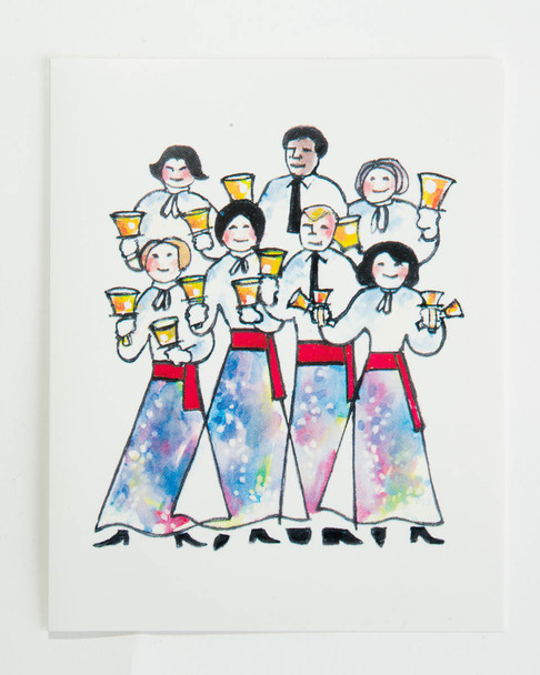 Notecard - Adult Handbell Choir