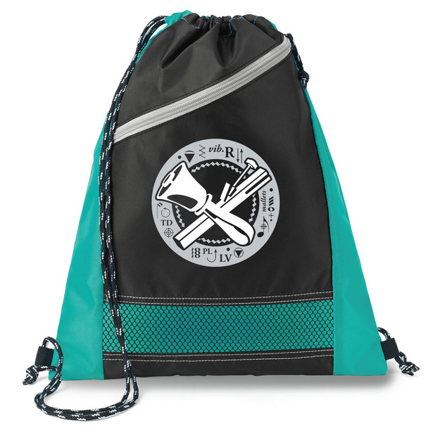 Drawstring Cinch Bag Backpack (3 colors)