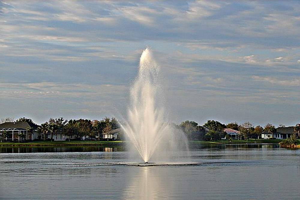 AquaMaster Masters Series Fountains