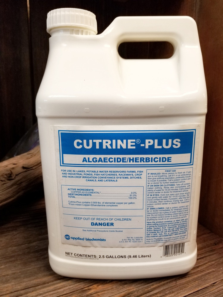 Cutrine Plus Liquid