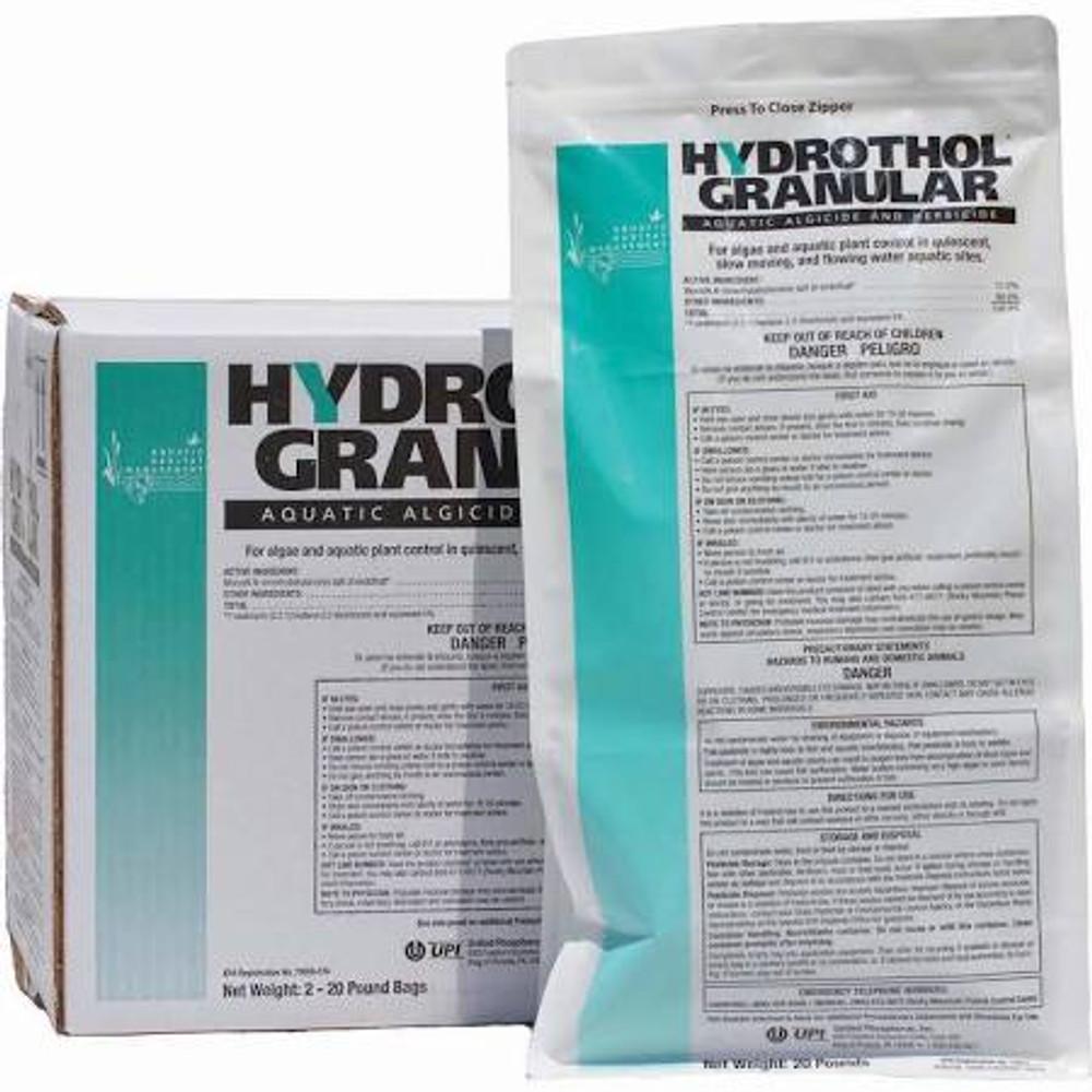 Hydrothol Granular 20lb Bag