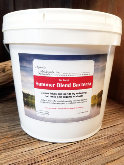 Bio Boost - Summer Blend - Warm Water Bacteria