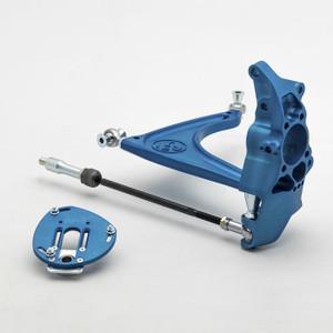 Wisefab Toyota GT86 Front Lock Kit for Lexus IS Rear Rack