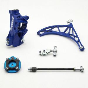 Wisefab Toyota Supra A90 Front Drift Angle Lock Kit