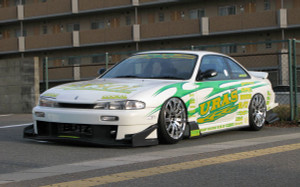 URAS S14 SILVIA Early / Late FRP Wing