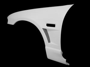 URAS R33 SKYLINE 2Dr previous term TYPE-4 Front Fenders