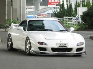 URAS FD3S RX-7 GT-LIP Early / Late